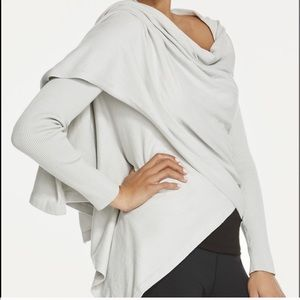 Fabletics Savanna Shrug Wrap